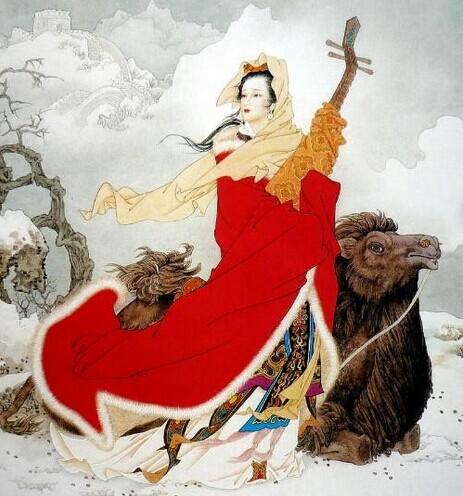 中国古代四大美女究竟有多美