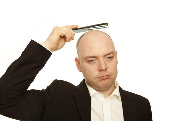 头顶头发稀少,能看见头皮了,怎么办啊