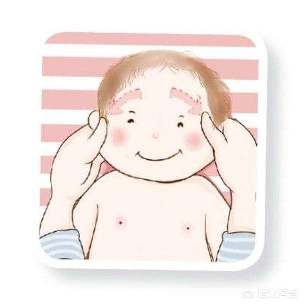 婴儿的抚触操怎么做?