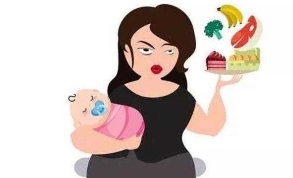 哺乳期间能不能减肥?营养师:可以,但不能盲目节食减肥